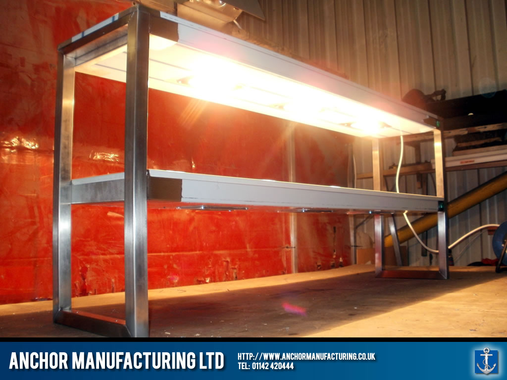Catering Heated Gantry Anchor Manufacturing Ltd