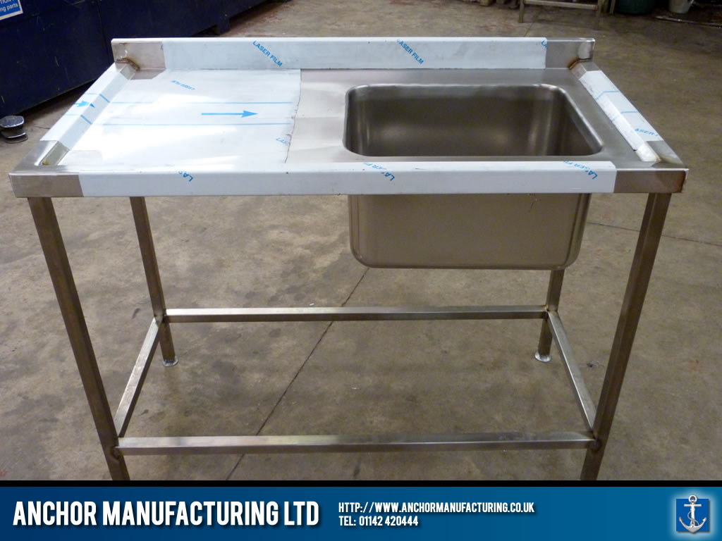 a closer look at our kitchen sinks anchor manufacturing ltd - Kitchen Sink Stands