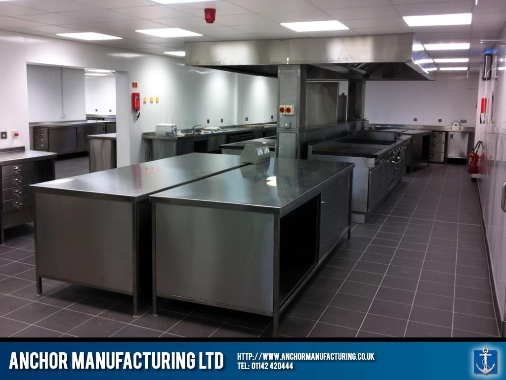 22 Brilliant Commercial Kitchen Design Sheffield
