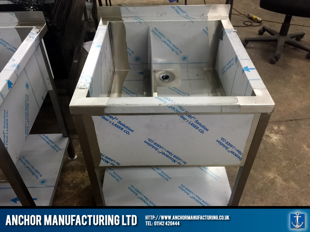 Stainless Steel Ice Wells Anchor Manufacturing Ltd