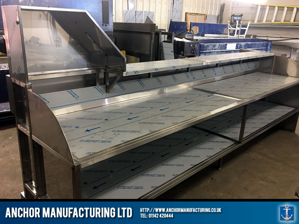 Sheffield Kitchen Canopy Amp Kitchen Equipment Fabrication